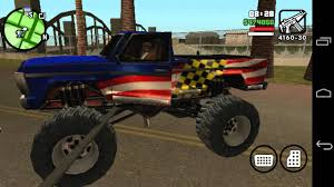 Gta San Andreas Glitch Monster Truck Android - YouTube Grand Theft Auto San Andreas Review Gamesradar Subaru Legacy 1992 Monster Truck Gta Ford F350 Super Duty For Burrito Monster Sound New Handling Gta5modscom Nissan Skyline R32 4 Door Stretch Blue Thunder E250 By Pumbars Egoretz Gta Mods Maximum Destruction Infernus