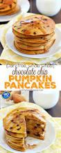 Pumpkin Pancakes W Bisquick by Dairy Free Whole Wheat Chocolate Chip Pumpkin Pancakes Yummy