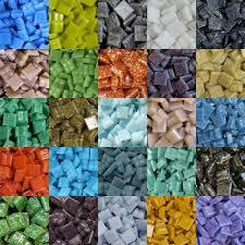 hakatai mini vitreous glass mosaic tiles 3 8 inch