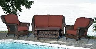 Mackinac Outdoor Wicker Sofa Nc369s Jaetees Wicker Wicker Wicker