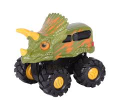 Amazon.com: Road Rippers Rev-up Monsters Green Tricera Dino Monster ... Matchbox On A Mission Dino Trapper Trailer Dinosaur Toys For Kids Yeesn Transport Carrier Truck Toy With 6 Mini Plastic Amazoncom Nickelodeon Blaze And The Monster Machines Party Favors Big Boots Adventure Squad Vehicle Funny Digger 3 Games Fun Driving Care Car For Kids By Yateland Buy Tablets Online Transporter Walmartcom Fisherprice Imaginext Jurassic World Hauler Target Dinosaurs Trucks Collide In Dreamworks New Netflix Kid Series