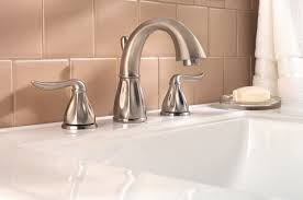 Brushed Nickel Bathroom Faucets Home Depot by Bathroom Ideas Brass Home Depot Bathroom Faucets On Undermount