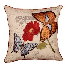 Oversized Throw Pillows For Couch by 7 Butterfly Decor Throw Pillows U2013 Decor Pillows