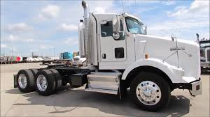 Used KENWORTH T800B Daycab Truck For Sale In Texas|Porter Truck ...