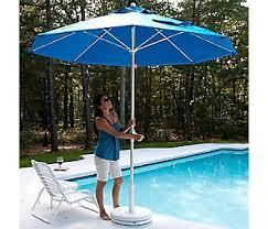 Sears Rectangular Patio Umbrella by Types Of Patio Umbrellas Patio Umbrella Guide Sears