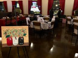 A Picture Of The Private Dining Room At Fat Rickys In Romeoville