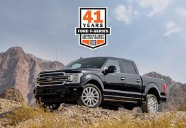 Ford Celebrates 41 Consecutive Years Of Truck Leadership As F-150 ... Velociraptor With The Stage 2 Suspension Upgrade And 600 Hp 1993 Ford Lightning Force Of Nature Muscle Mustang Fast Fords Breaking News Everything There Is To Know About The 2019 Ranger Top Speed Recalls 2018 Trucks Suvs For Possible Unintended Movement Five Most Expensive Halfton Trucks You Can Buy Today Driving Watch This F150 Ecoboost Blow Doors Off A Hellcat Drive F 150 Diesel Specs Price Release Date Mpg Details On 750 Shelby Super Snake Murica In Truck Form Tfltruck 5 That Are Worth Wait Lane John Hennessey Likes To Go Fast Real Crew At A 1500 7 Second Yes Please Fordtruckscom