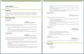 Sample Resume Skills For Computer Hardware Professional Examples Luxury Marketing Best Two Page S