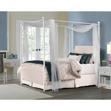 Canopy Bed Queen by Dhp Soho Canopy Bed Queen Hayneedle