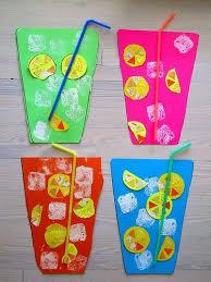 Summer Craft Kindergarten Crafts And Activities