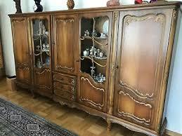 warrings chippendale stilmöbel wohnzimmer schrank mit
