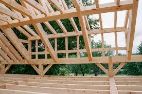 Timber Frame Spotlight: CNC Barn Addition: The Barn Yard & Great ... Roof Awesome Roof Framing Pole Barn Gambrel Truss With A Kids Caprines Quilts Styles For Timber Frames And Post Beam Barns Cstruction Part 2 Useful Elks Hybrid Design The Yard Great Country Frame Build 3 Placement Timelapse Oldfashioned Pt 4 The Farm Hands Climbing Fishing Expansion Rgeside Quick Framer Universal Storage Shed Kit Midwest Custom Listed In