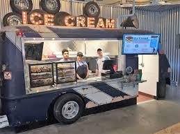 Indoor Food Truck Halls - Chameleon Concessions