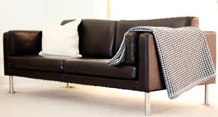 Karlstad Sofa Metal Legs by Dark Brown Ikea Leather Sofa With Arms And Double Seats Connected