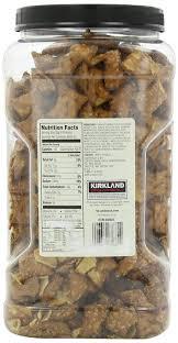 Utz Halloween Pretzels Nutrition Information by Amazon Com Kirkland Signature Peanut Butter Pretzel Grocery