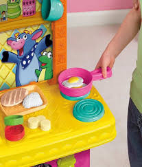 Dora The Explorer Fiesta Kitchen Set by Dora The Explorer Cooking Adventure Kitchen Play Set Buy Dora
