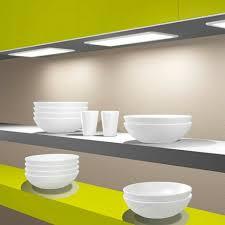 kalb led unterbauleuchte kalb led unterbauleuchte küchenleuchte panel küche unterbaustrahler dimmbar kaufen otto
