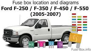 100 2014 Ford Diesel Trucks 2006 F350 Fuse Box Wiring Diagram Dash