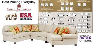 Smith Brothers Sofa 393 by Living Room U2013 Biltrite Furniture
