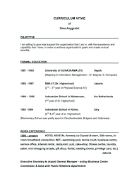 Resume Receptionist Best Example Medical Examples For