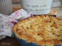 apple pie mit rezept inspiriert the shop tea