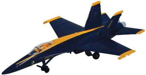 Smithsonian Museum Replica Series F-18 Hornet Blue Angels 1 72 Scale