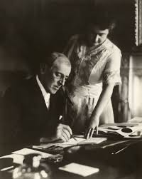 woodrow wilson cabinet members edith wilson the president biography