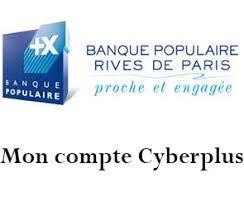 siege banque populaire rives de rivesparis banquepopulaire fr mon compte bp cyberplus rives