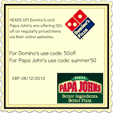 Papa Johns Discount Code 2018 : Pizza Hut Factoria Zumiez Coupon Code 2018 Hotwire Car Rental Codes Voucher Nz Airport Parking Newark Coupons Pasta Bowl Dominos Merc C Class Leasing Deals Pizza Hut 20 Off Coupons Dm Ausdrucken Dominos Dixie Direct Savings Guide Nearbuy Offers Promo Code 100 Cashback Aug 2526 Deals 2019 You Will Never Believe These Bizarre Truth Card Information Online Discount For October Discount New Coupon Gets A Large 2topping Only 599 Flyer