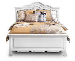chloe panel bed furniture row