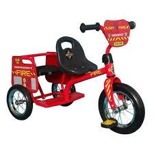 100 Fire Truck Kids Eurotrike Tandem Trike Car Sales