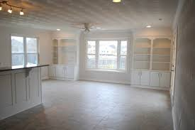 mid continent cabinetry white cabinets luxury vinyl tile floor
