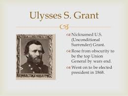 Ulysses S Grant Civil War Quotes