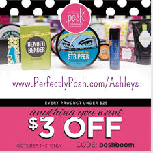 Perfectly Posh Coupon Code Perfectly Posh With Kat Posts Facebook 3 Off Any Item At Perfectlyposh Use Coupon Code Poshboom Poshed Perfectly Im Not Perfect But Posh Pampering Is Jodis Life Publications What Is Carissa Murray My Free Big Fat Yummy Hand Creme Your Purchase Of 25 Or Me Please Go Glow Goddess Since Man Important Update Buy 5 Get 1 Chaing To A Coupon How Use Perks And Half Off Coupons Were Turning 6 We Want Celebrate Tribe Vibe By Simone 2018