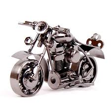 Free Shipping Hand Made Model Motorcycle Iron Crafts Metal Craft Handicraft M32