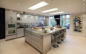 Large Kitchen Ideas 21 Captivating Big Spacious Kitchen Design Ideas