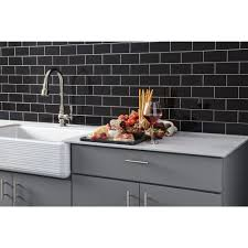 Kohler Whitehaven Sink Protector by Kohler K 6351 0 Whitehaven White Apron Front Single Bowl Kitchen