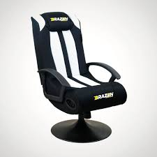 BraZen Stag Gaming Chair – Black And White | Menkind Gioteck Rc3 Foldable Gaming Chair Accsories Gamesgrabr Brazeamingchair Hash Tags Deskgram Brazen Brazenpride18063 Pride 21 Bluetooth Surround Sound Ps4 Sante Blog Spirit Pedestal Rc5 Professional Xbox One Best Home Brazen Shadow Pro Racing Pc Gaming Chair Black Red Techno Argos Remarkable Kong And Cushion Adjustable Top 5 Chairs For Console Gamers 1000 Images About Puretech Flash Intertional Inc