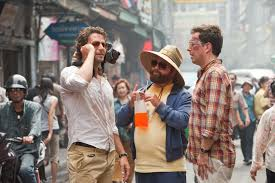 Halloween Hangover Pub Crawl Nyc by The Hangover Part 2 Interview Zach Galifianakis Bradley Cooper