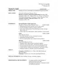 Banker Resume Objective Black Dgfitness Co Rh Universal Private