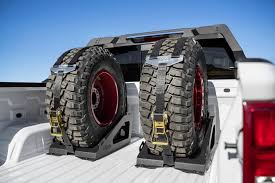 100 14 Truck Tires Universal Tire Carrier