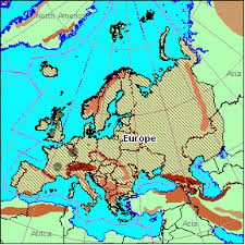 mountain ranges of europe europe peakbagger