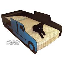 100 Kids Truck Bed Custom SemiTractor Twin Frame Handcrafted