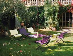 Fermob French Bistro Chairs by Outdoor Decor For Fall From The Garden Gates