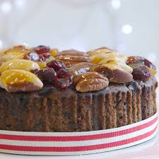 Cakes Decorated With Fruit by Christmas Cake Decorating Ideas Woman And Home