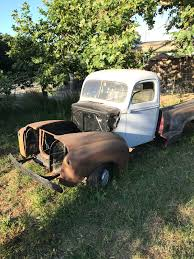 1941 Ford Truck - Cab Swapping - Waywardgarage.com