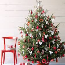 Fraser Christmas Tree Care by Christmas Checklist Choosing And Caring For A Real Tree Martha