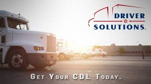 100 Weekend Truck Driving Jobs Driver Solutions Sponsored CDL Training YouTube