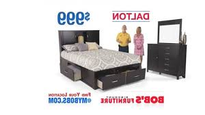 Bedroom Sets $999 Bob s Discount Furniture Youtube intended