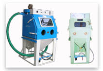 Abrasive Blast Cabinet Vacuum by Kushal Udhyog Manufacturers Of Portable Abrasive Blaster Abrsive